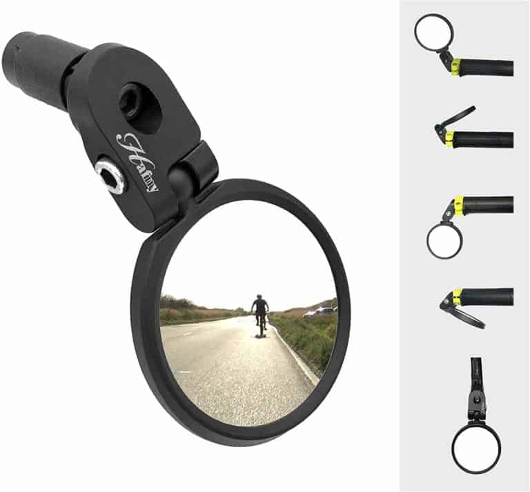 gifts for cyclists - bike mirror