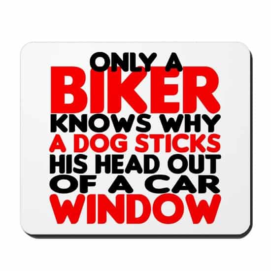 bike mousepad - gifts for cyclists