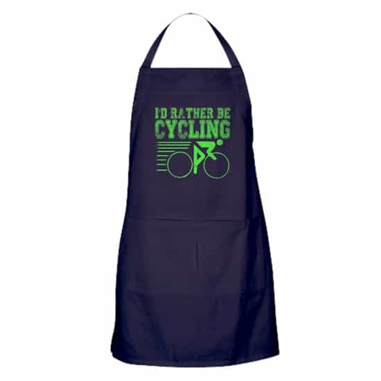gifts for cyclists - apron