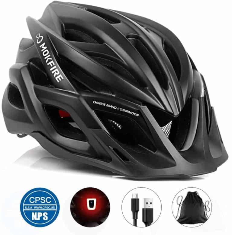 gifts for cyclists - bicycle helmet