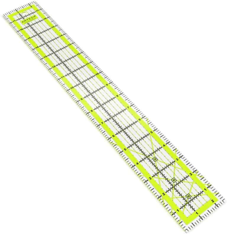 gifts for quilters - ruler cut
