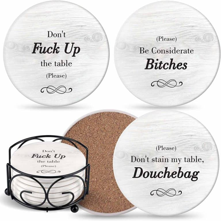 housewarming birthday coasters - gifts for sister