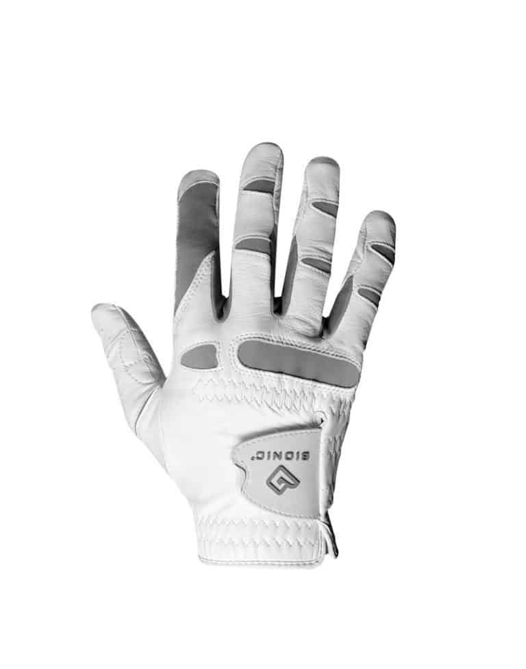 gifts for father in law who loves playing golf: premium golf glove