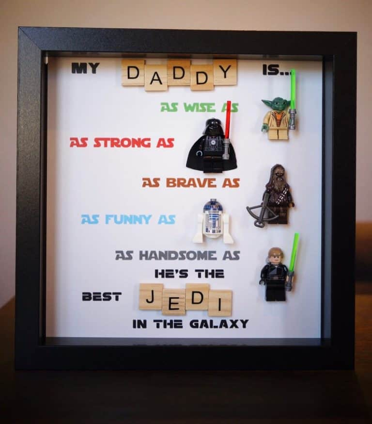 custom star wars frame