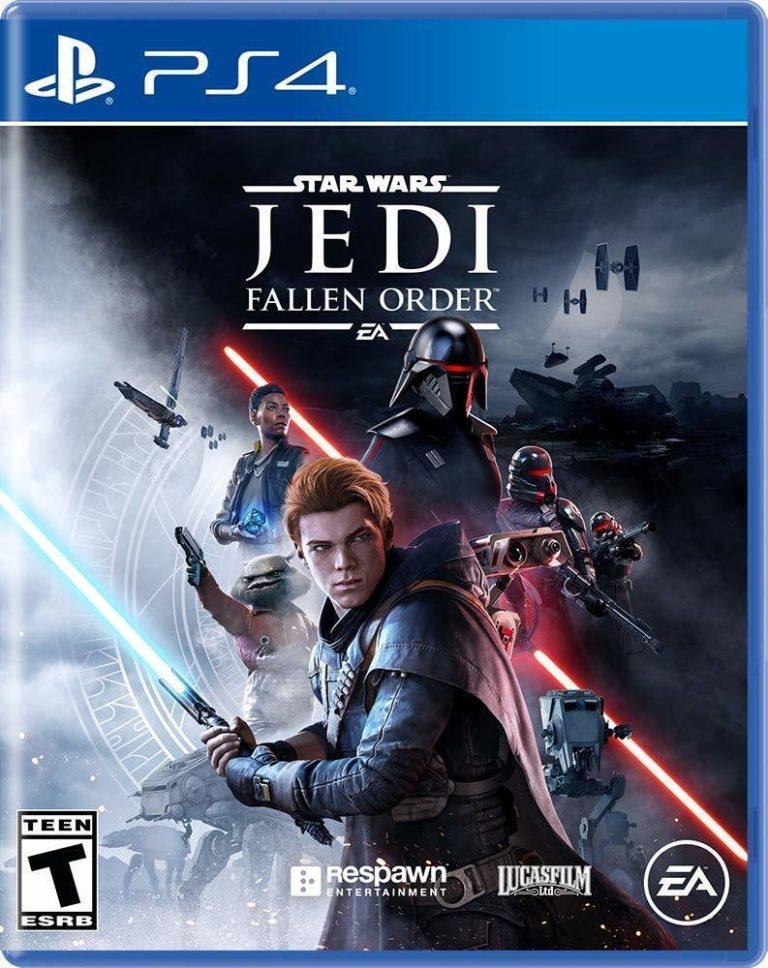 geek gifts - star wars jedi fallen order