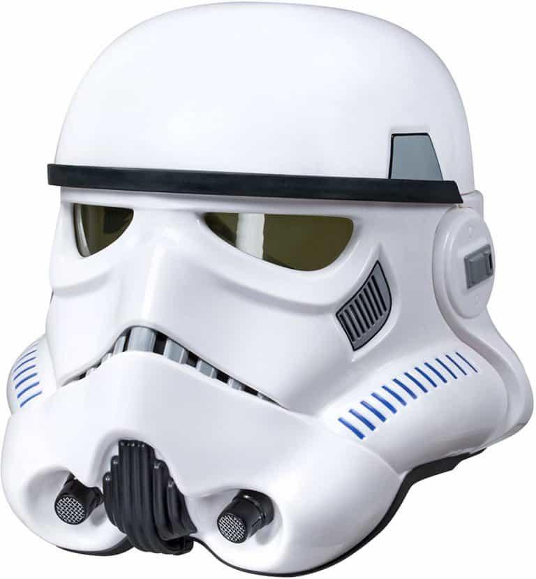 star wars merchandise: stormtrooper helmet