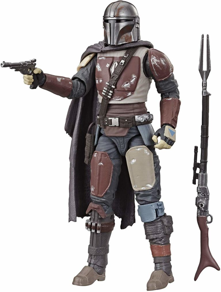 star wars toys: the mandalorian action figure