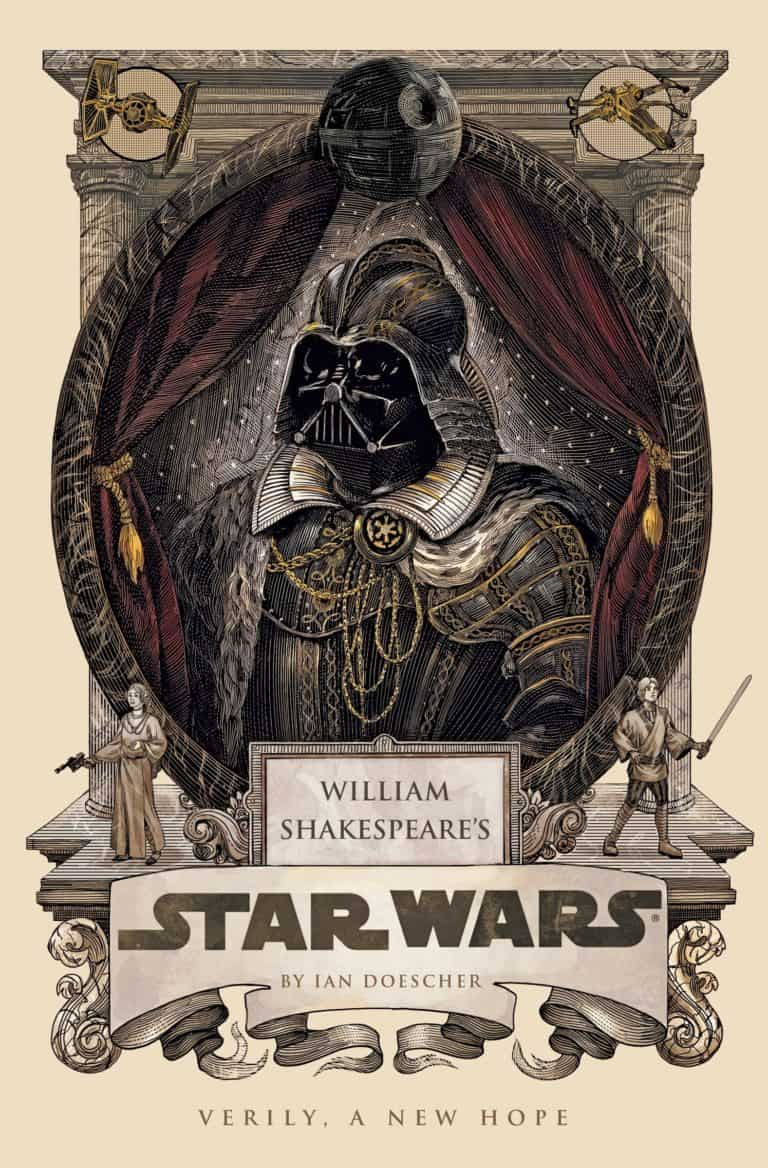 william shakespeare's star wars book