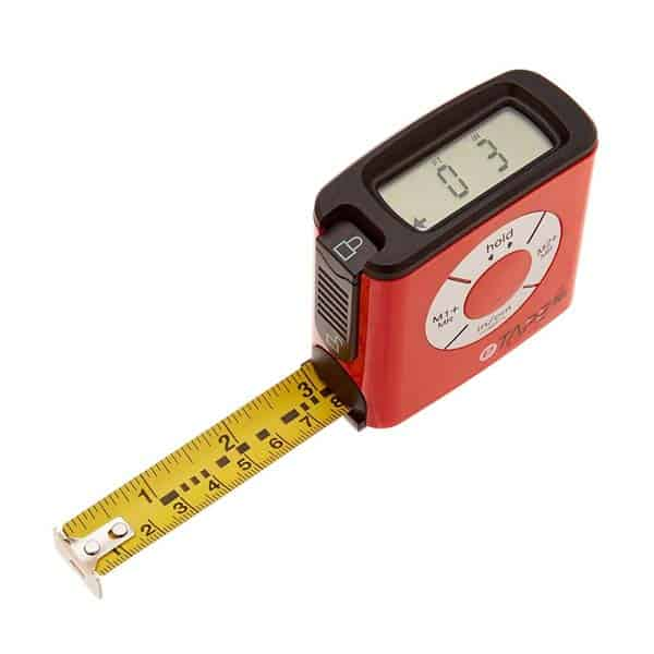 happy fathers day gift: Digital Tape Measure
