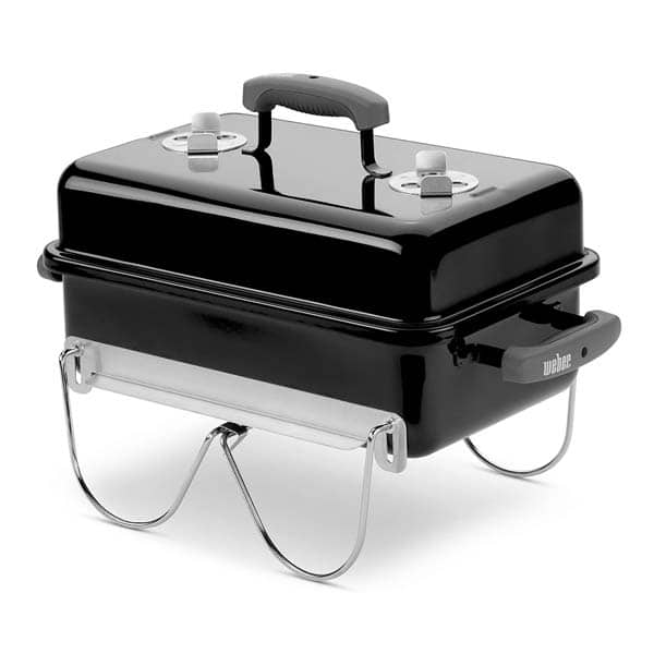 happy fathers day gift: Go-Anywhere Charcoal Grill