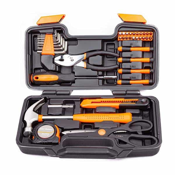 gifts for fathers day: Hand Tool Kit