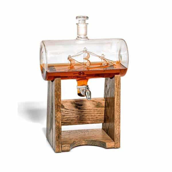best fathers day gifts - Decanter for Scotch, Whiskey, Wine