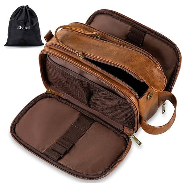 fathers day presents: Toiletry Bag