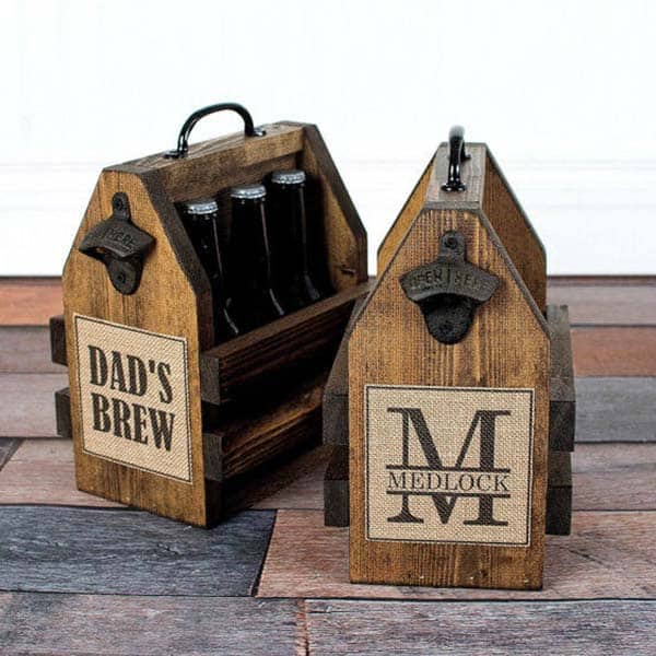 fathers day presents: Beer Caddy