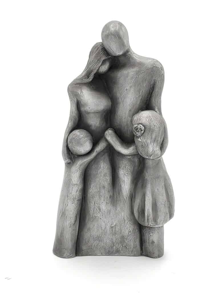 aluminum gifts: aluminum sculpture