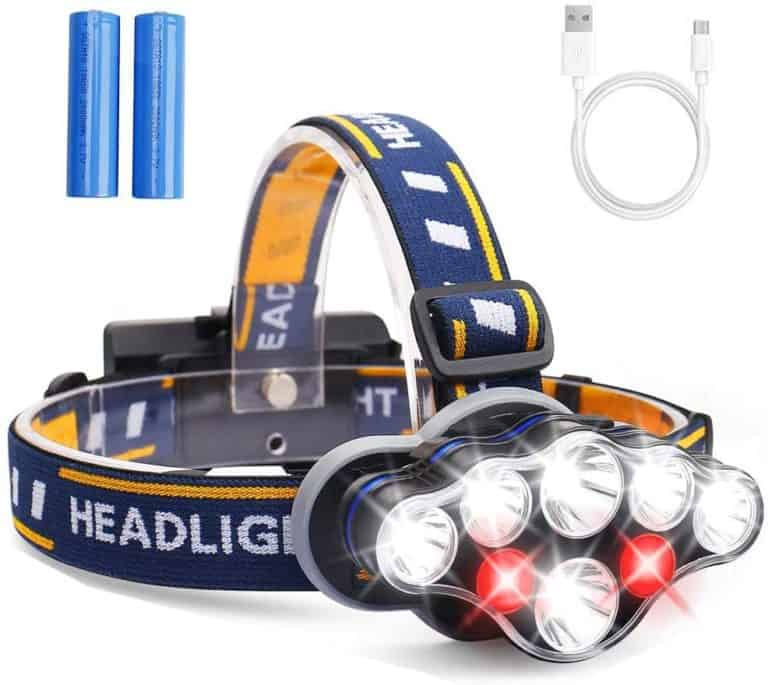 gifts for hikers - flashlight