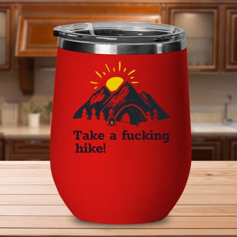 gifts for hikers - tumbler
