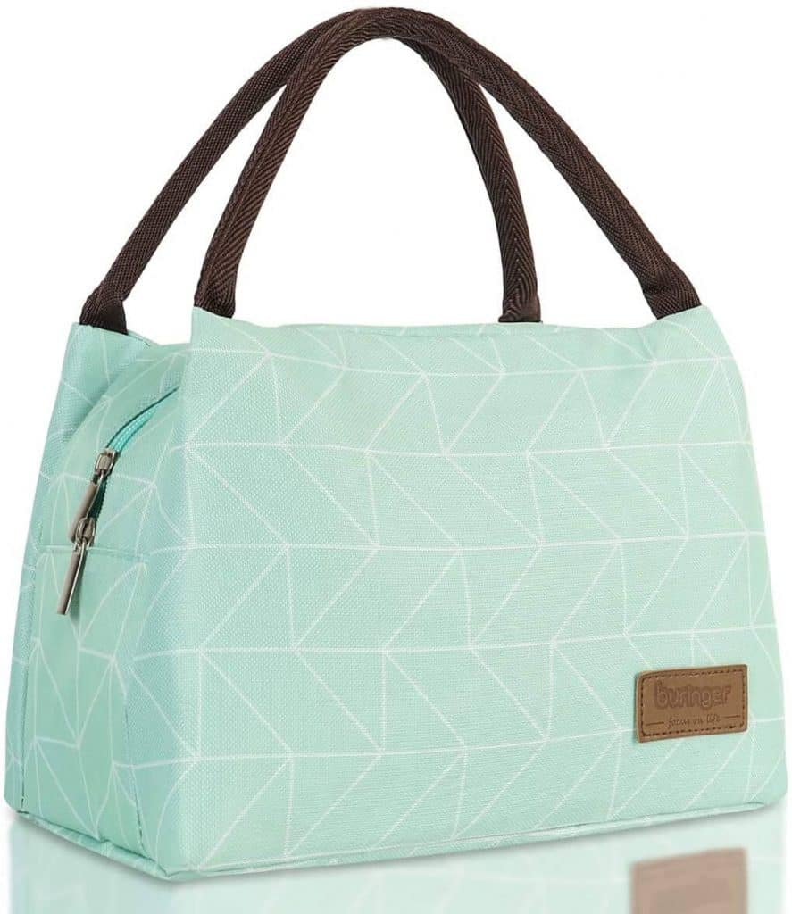 cheap gifts for mothers day: insulated lunch bag