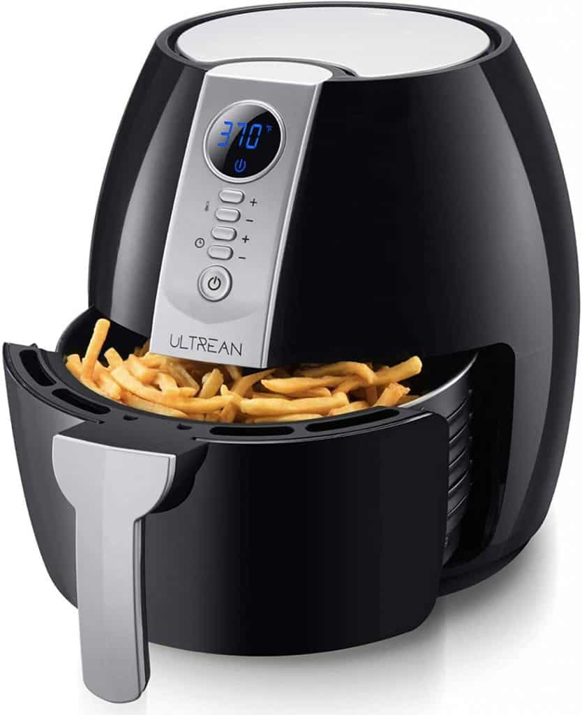 good gifts for mothers day: air fryer