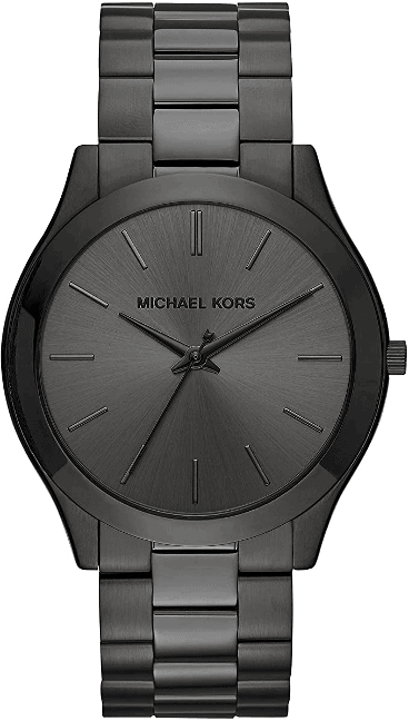 Michael Kors Slim Runway Stainless Steel Watch - A Classic Last-Minute Gift For Dad