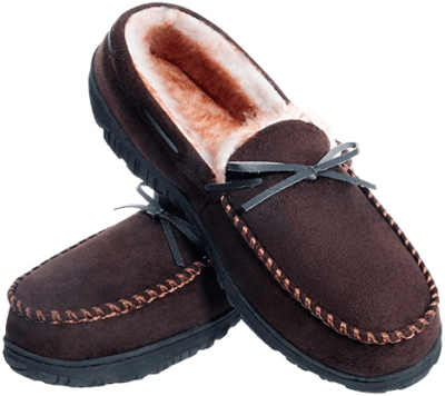 Moccasins Slippers for Men