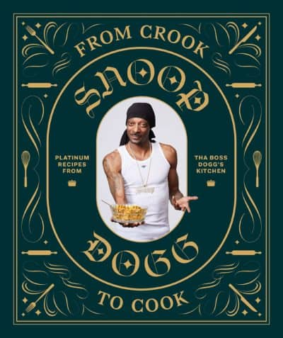 Snoop Dogg Cookbook  - Gift For Dad on Father's Day