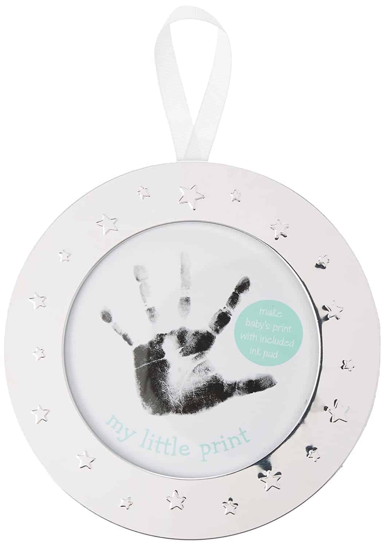 Baby's Handprint Keepsake Ornament