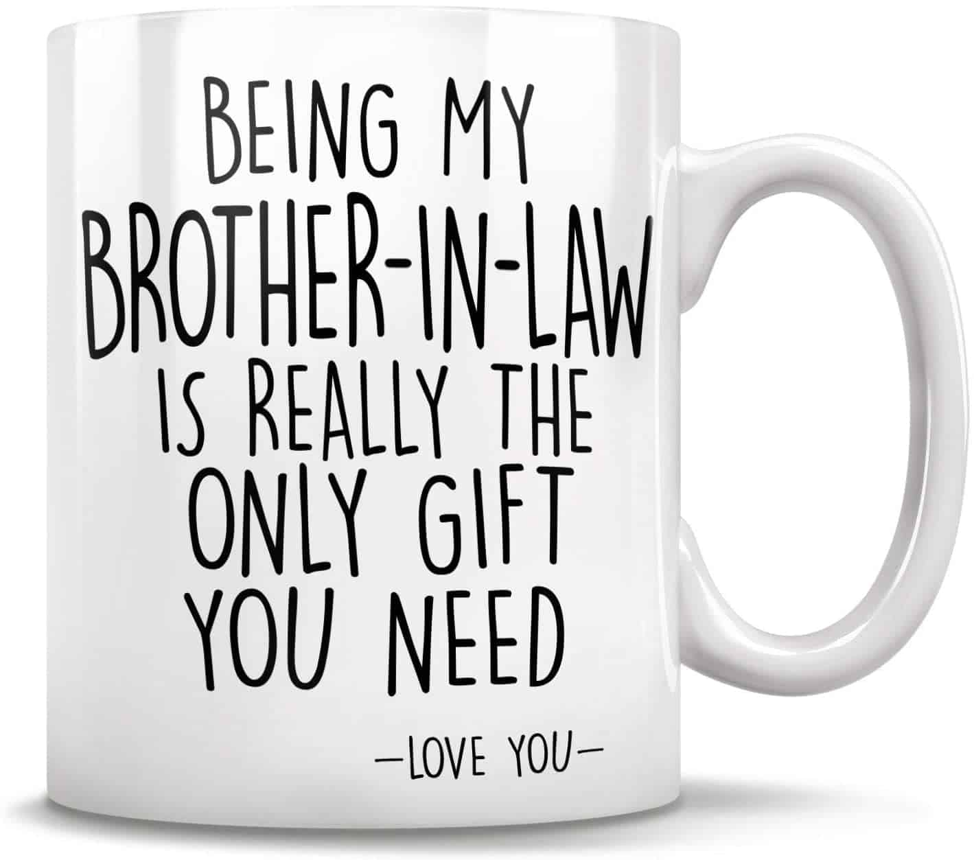 Brother-in-law Gift Mug