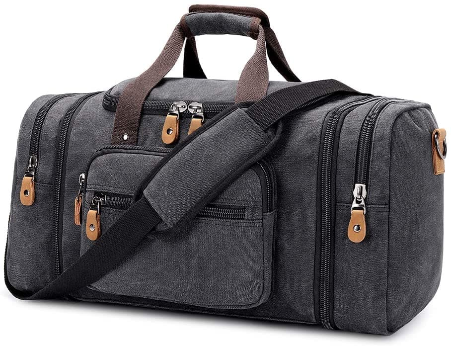 Canvas Duffle Bag: a good gift for teen boys