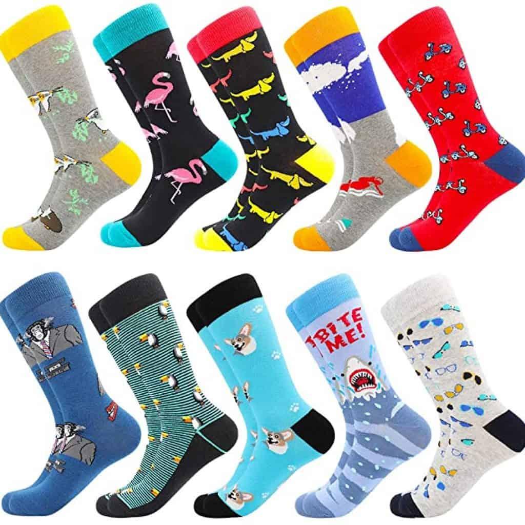 Colorful Funny Socks