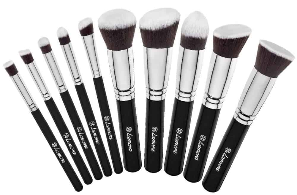 Foundation Kabuki Makeup Brush Set