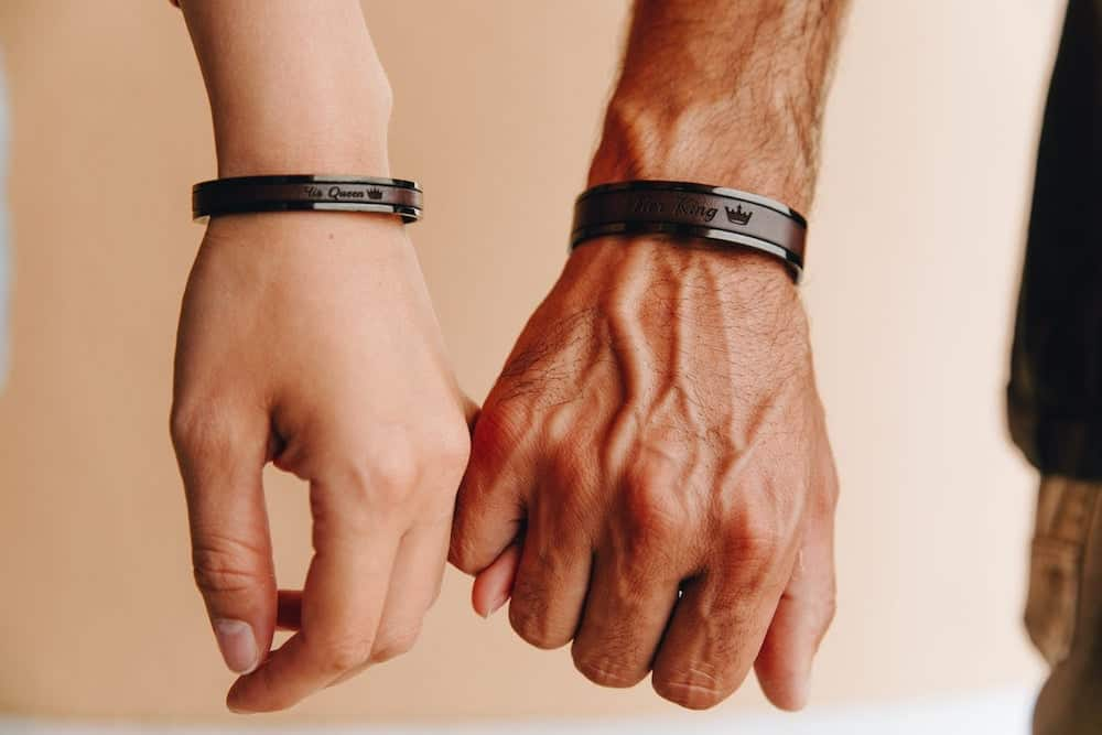 Husband And Wife Matching Bracelets