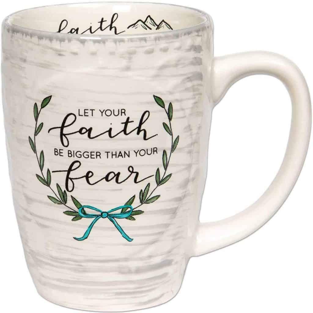 Inspiration Ceramic Coffee Mug