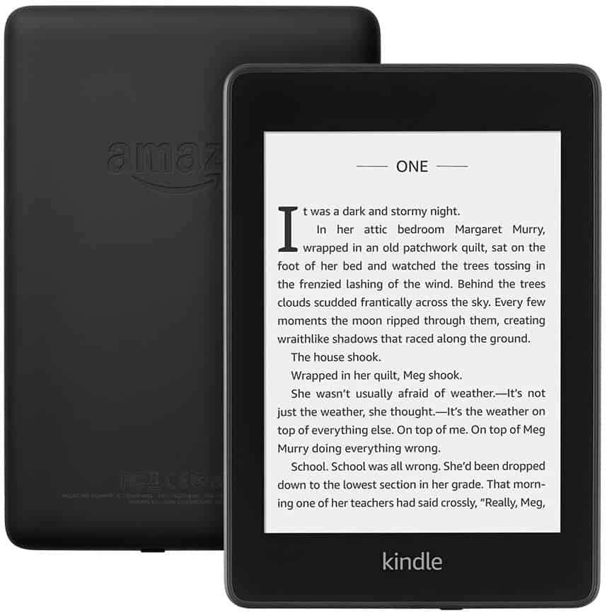 Kindle Paperwhite Ereader Graduation gifts for him