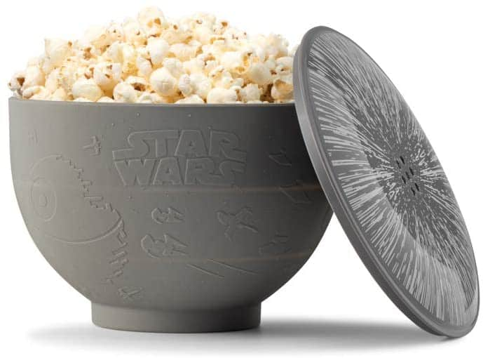 Limited Star Wars Collection Microwave Silicone Popcorn Popper Maker - graduation gift for him