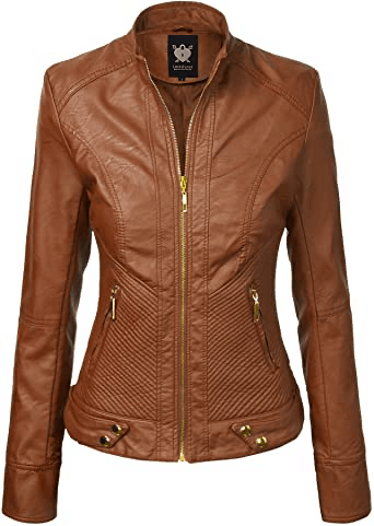 A Moto Biker Jacket As An Idea For Sweet 16 Gift