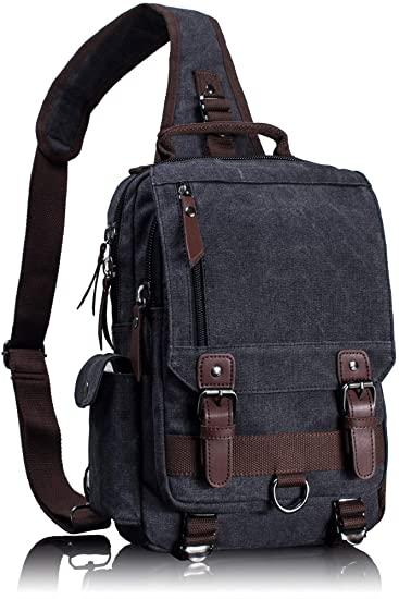 Messenger Bag For Men - A High School Graduation Gift For Him