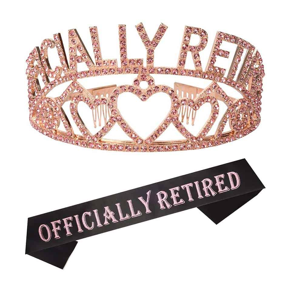 Retirement Party Set