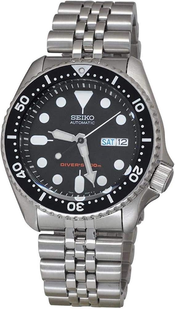 Seiko Men's Diver's Automatic Watch