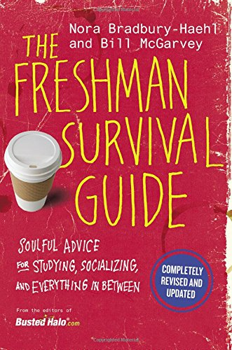 The Freshman Survival Guide - A Useful Book Gift For High School Graduates