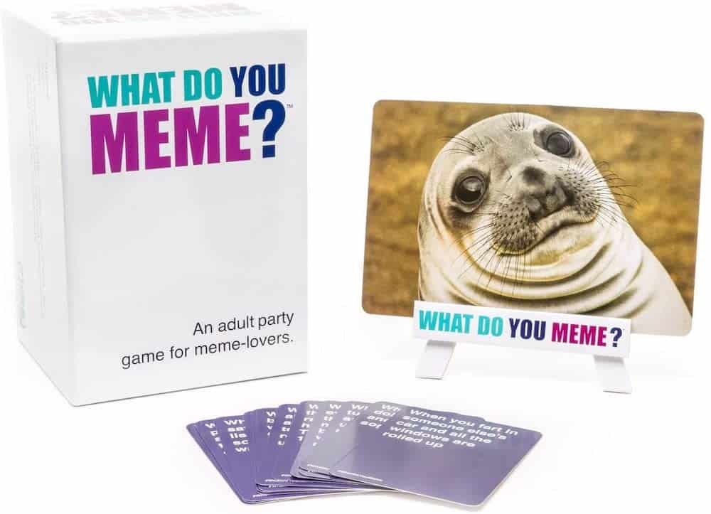 What Do You Meme Party Game For College Students
