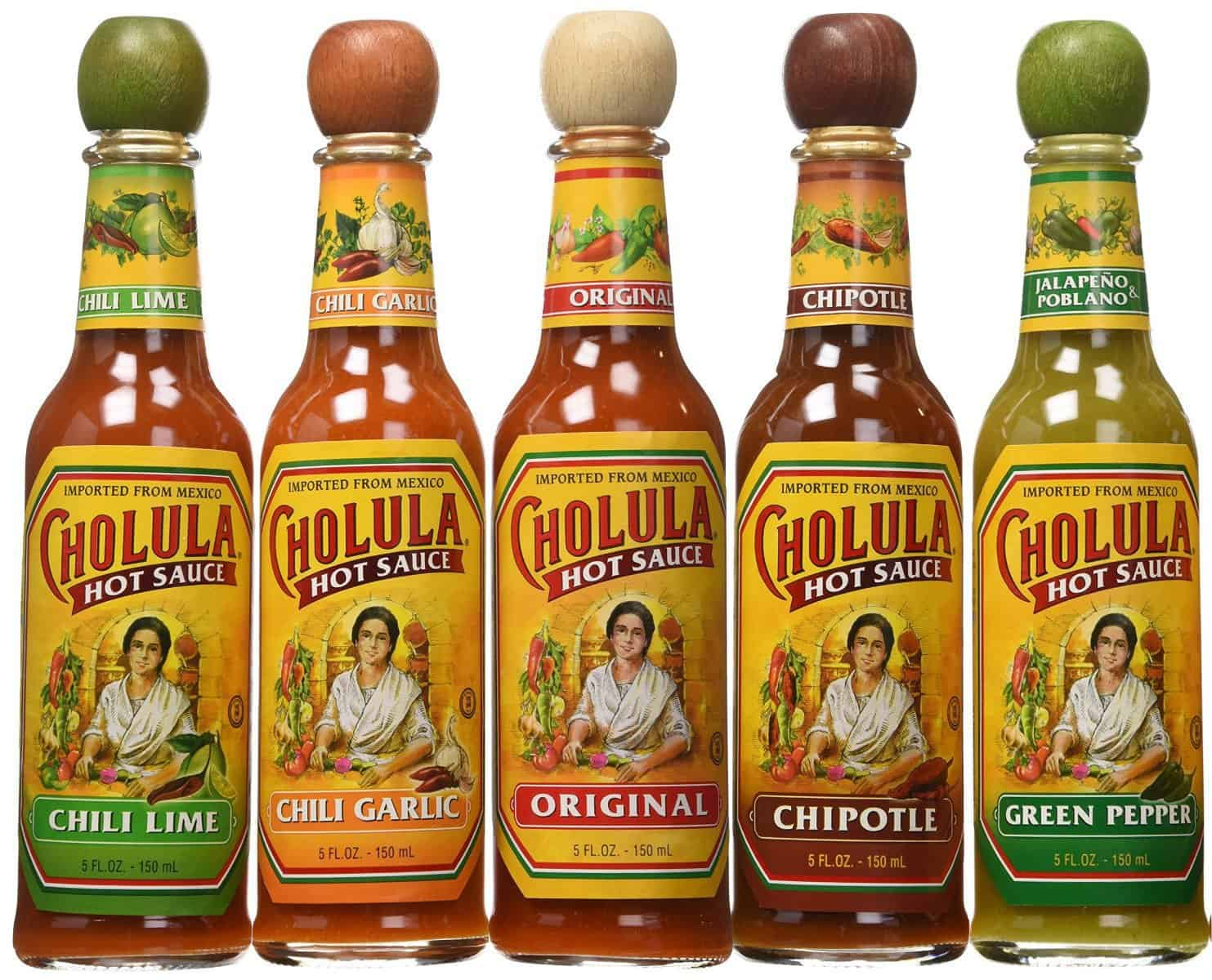 cholula hot sauce gift set