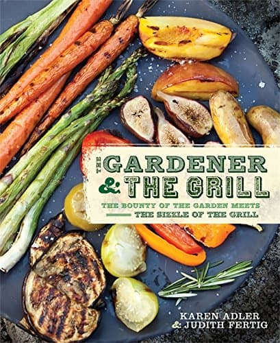 the gardener and the grill cookbook cover