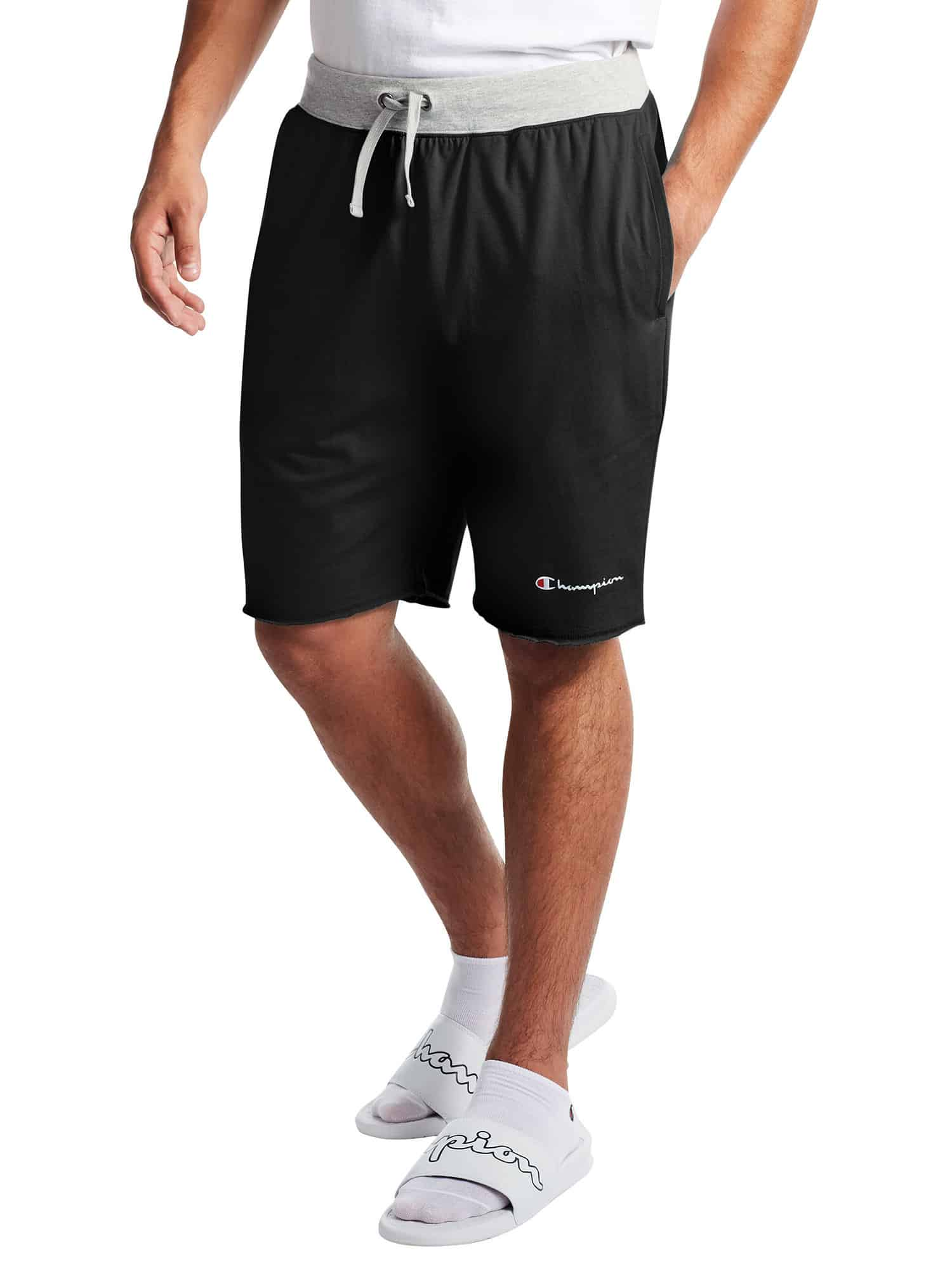black men's shorts, a good gift for teen boys