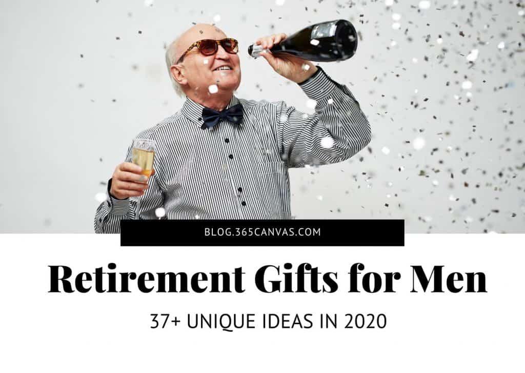Retirement Gifts For Men 2020: 37+ Unique Ideas