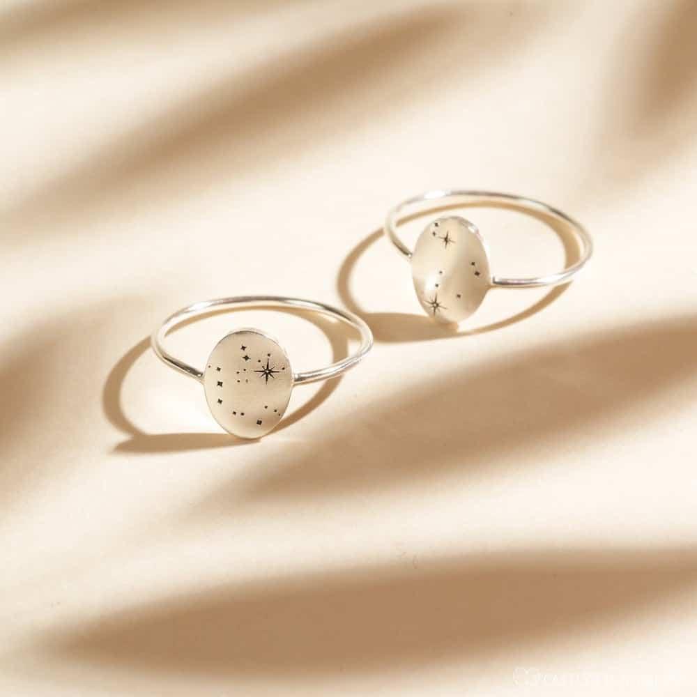 Custom Zodiac Ring For Women