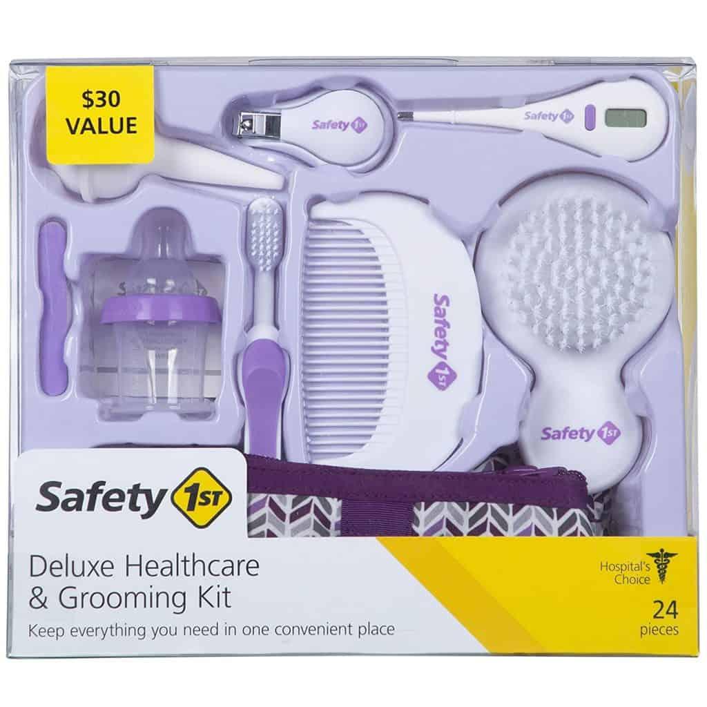 Deluxe Healthcare & Grooming Kit, Pyramids Grape Juice