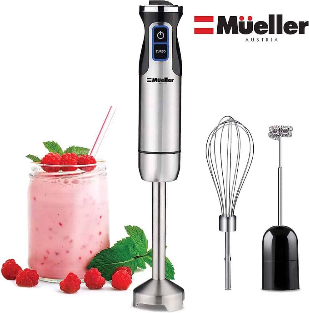 Immersion Multi-Purpose Hand Blender - Cooking Gift For Brother