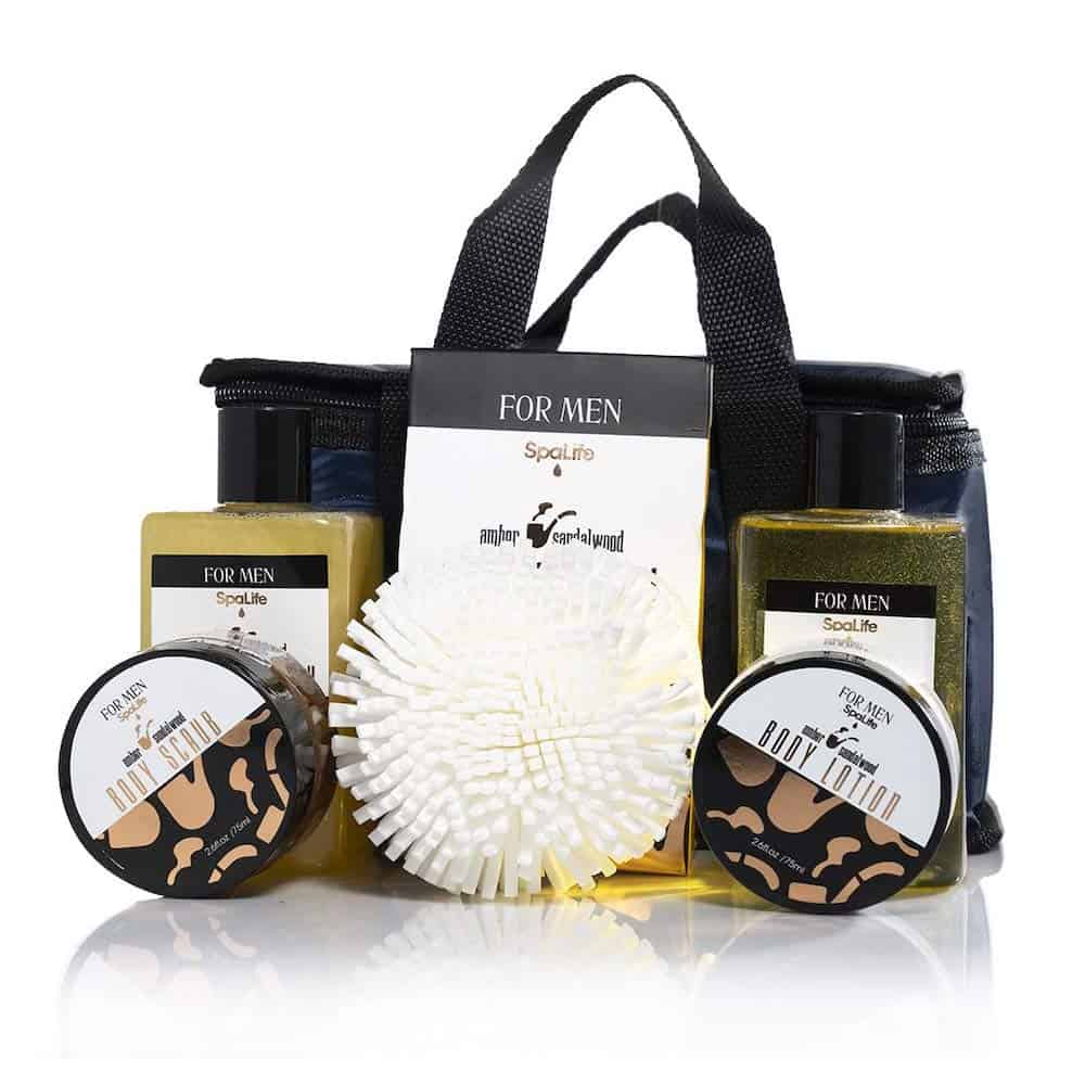 Luxury Spa Gift Set Basket For Brother