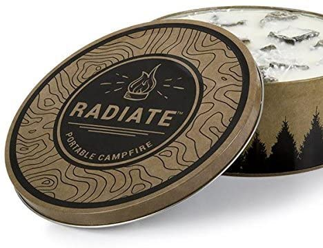 Radiate Portable Campfire - Camping Gift For Your Brother
